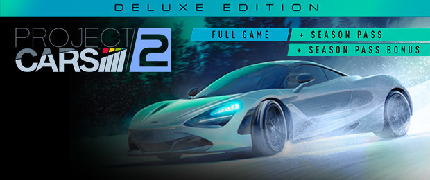 Project CARS 2 Digital Deluxe